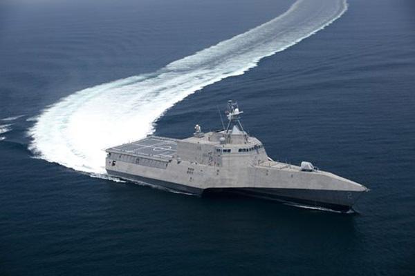 美媒直言濒海战斗舰失败:华而不实 打不过中国护卫舰
