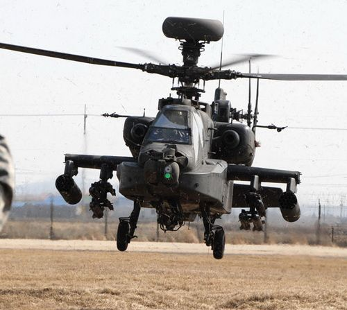 武直10雷达系统并不逊阿帕奇