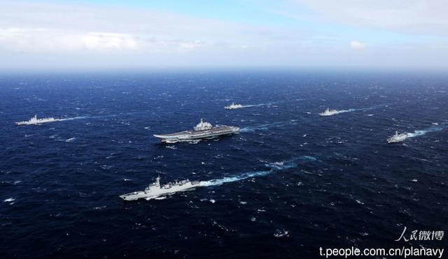 辽宁舰是否将经过台湾海峡?国防部回应