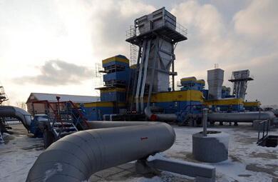 俄媒:普京称俄罗斯油气开采对中国不设限