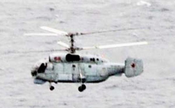 俄军机在下垂钓岛左近飞行 日本战机紧急缓急觉