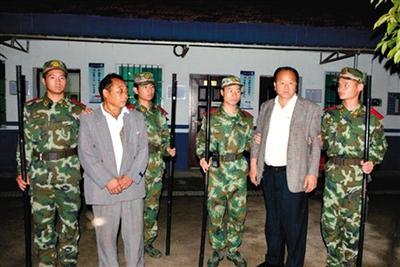 农民自创山寨联合国总司令部 涉数百人屡查难禁