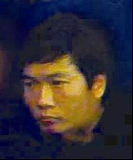南京警方发布的通缉照片