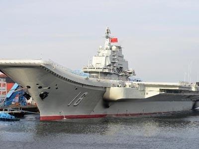 自衛隊高官:隱瞞航母部署證明中國軍事不透明