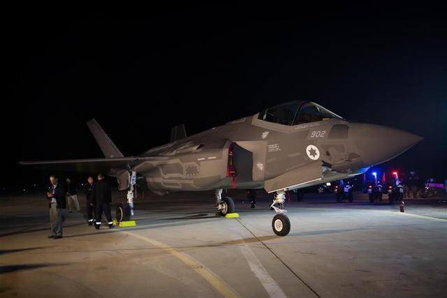 以色列收获首批F-35 总理:有实力才有宁静与尊重