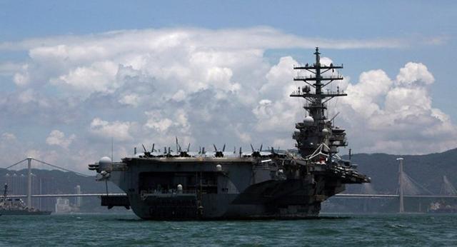 """美太平洋司令挑战特朗普 称将坚持""""重返亚太""""政策"""