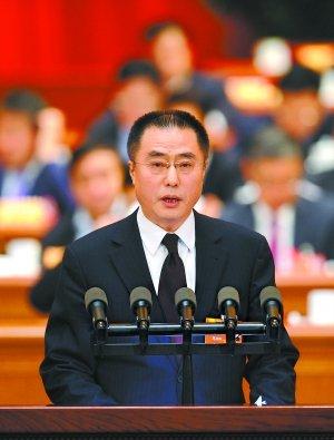 残联主任薄绍晔:建立津贴制度提高残疾人收入