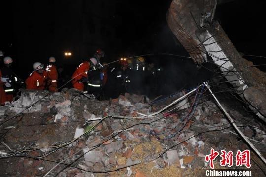 广东兴宁烟火爆竹爆炸事故死亡人数上升至6人