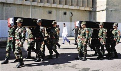 叙陆军准将家门口遭暗杀 凶手或来自恐怖团体
