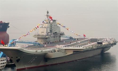 专家称辽宁舰只用于训练 台军模拟其攻台很可笑