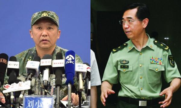 南部战区陆军军政主官亮相:刘小午任司令员
