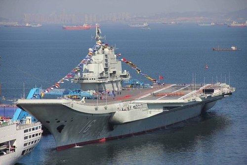 国产航母_中国首艘航母.