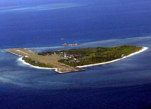 菲律宾计划在南沙中业岛建码头供大型船只停靠