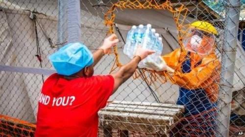 塞拉利昂设新反应中心应对埃博拉 由防长领导