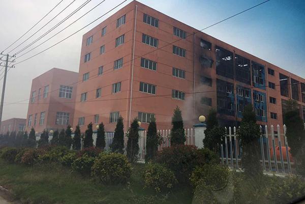 江苏连云港化工产业园发生爆炸 浓烟滚滚
