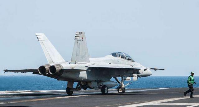 美空军将领:美飞行员本月内3次请求批准击落叙战机