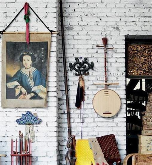 在时尚圈镀过金的编织袋又开始在家装上大放异彩