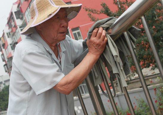 2012北京榜样候选人:窦珍