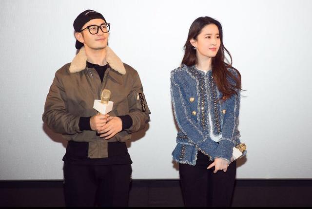 """这一刻 """"芯""""上有你 天梭表携手黄晓明惊喜助阵刘亦菲电影首映礼"""