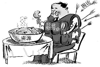 国资委称公益型国企存误读:垄断与公益不冲突