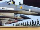 中国空军已形成对印攻势