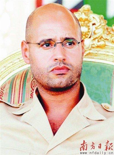 赛义夫发声明否认自首 暗示自己仍在利境内