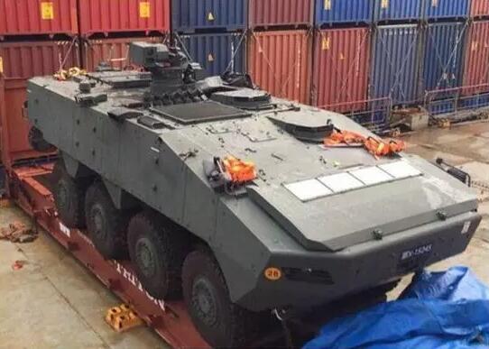 赚到了word国!新加坡装甲车上竟然有这玩意!