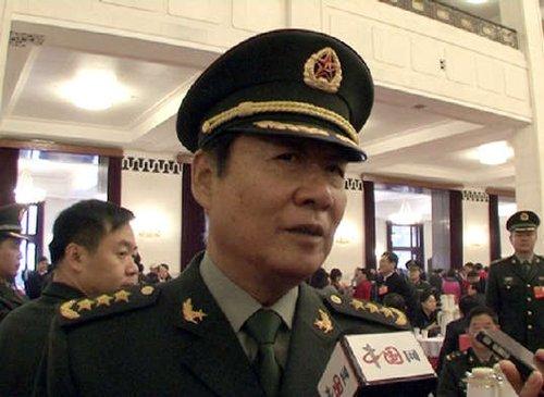解放军上将:军人要和百姓说清楚 打仗很残酷