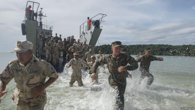 外媒:柬埔寨叫停与美军年度军演 否认与中国有关