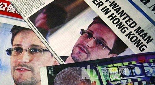 """美国着手引渡""""棱镜""""泄密者回国 当局评估损失_新闻_腾"""
