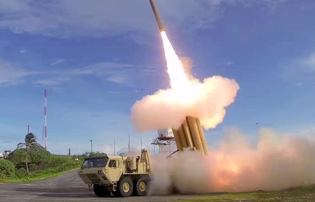 美韩宣布在韩国部署萨德反导系统 外交部回应