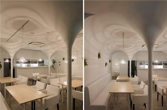 一家游戏日本酒馆咖啡厅兼小光影室内设计河北室内设计师考试时间图片