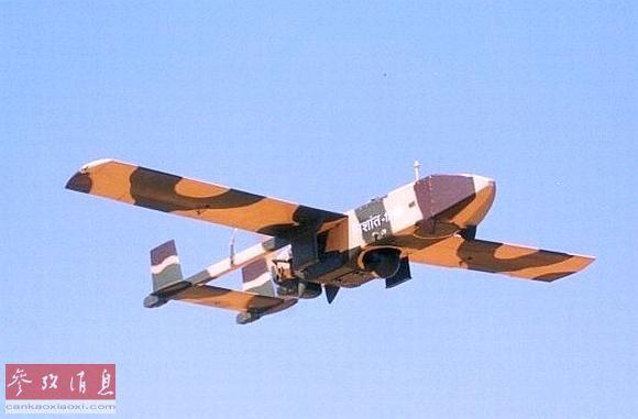 美媒:印度国产无人机性能差 曾交付4架全坠毁