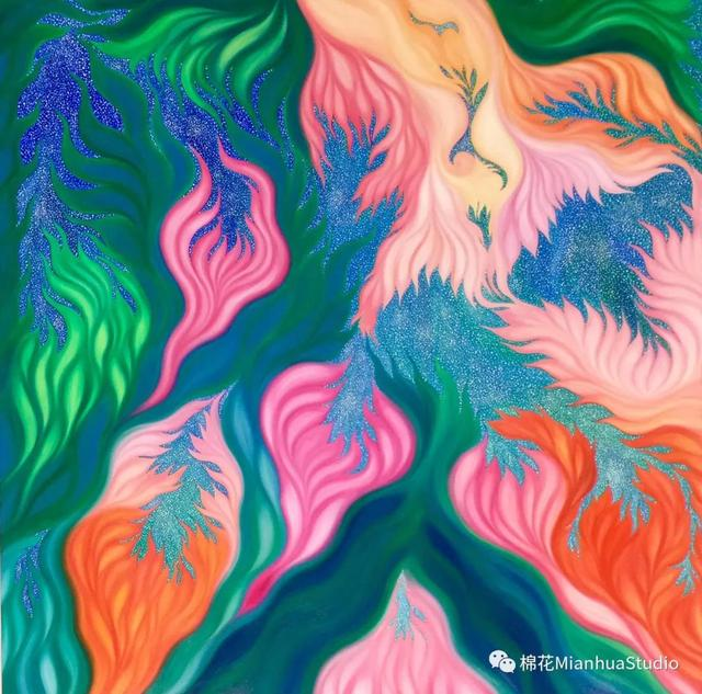 展讯|棉花的倾诉:每个人都被艺术宠爱