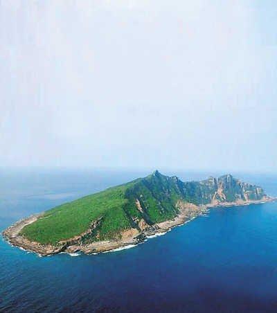 """国防部新闻发言人发表谈话 谴责日本""""购岛"""""""