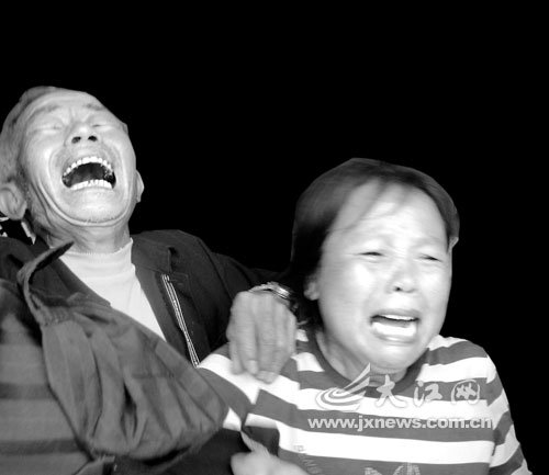 江西宜春一家5名留守儿童溺亡 全家仅剩一子