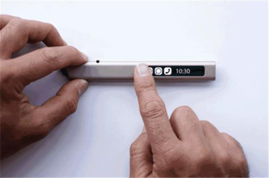 一支小小的笔 能让整个世界都变成你的手写板