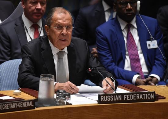 俄外长:阿勒颇决议旨在破坏俄美的努力