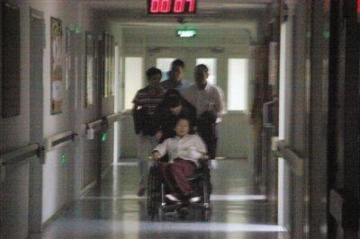 北京天坛医院发生劫持人质事件