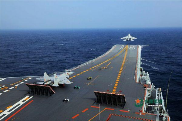 日媒称中国第二艘国产航母已开建:确保岛链内制海权