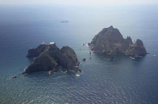 日本政府抗议韩军在独岛周边海域开展军事训练