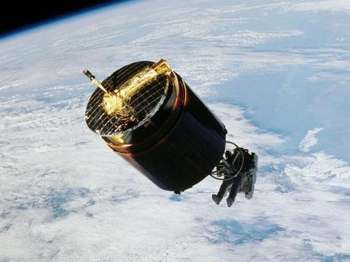 敌为我用的在轨卫星捕获技术