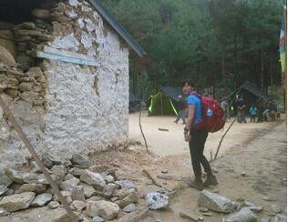 尼泊尔13日救灾日记:使命完成 我平安