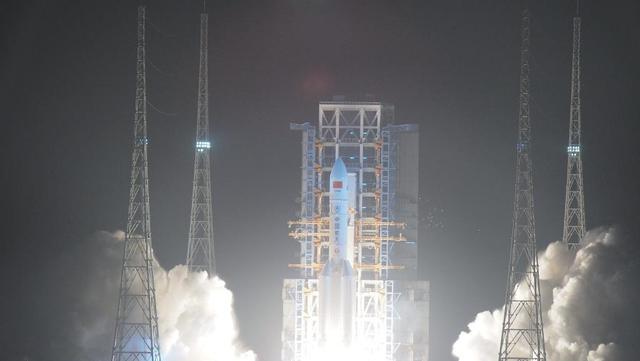 美媒称中国太空技术20年后将超俄 美应接纳中国
