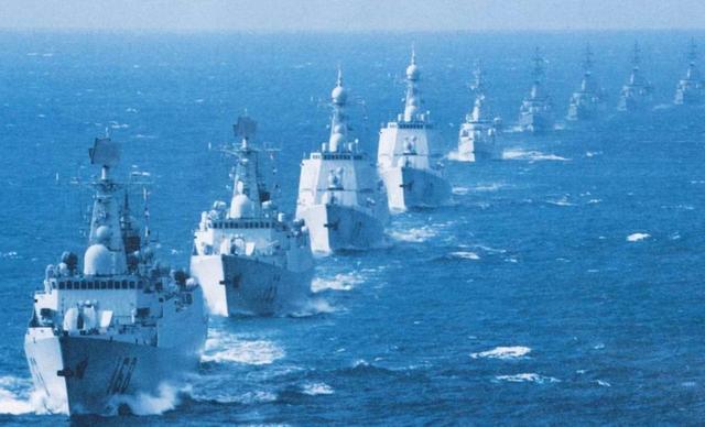 """日本高调门指摘中国南海法规 推高""""中国威胁论"""""""