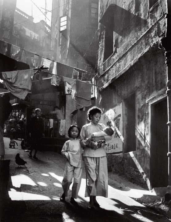 1951年,旺角。
