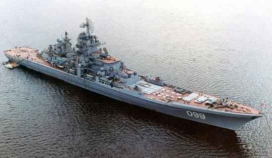 摸一摸俄罗斯海军的家底