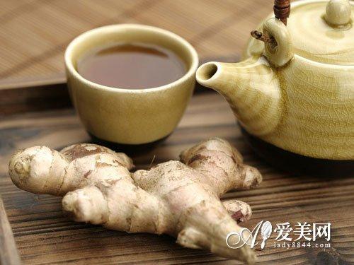 养生:冬季感冒多喝姜茶 推荐6款姜茶饮