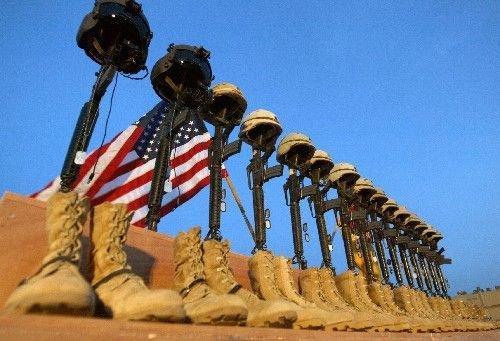 美国军人反对向叙利亚动武 美军已经精疲力尽