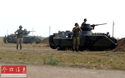 外媒称美军女侦察兵在叙受伤:已被土耳其军队救回